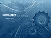 Векторный клипарт: линий и передач