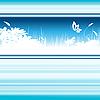 Векторный клипарт: цветочный фон вектор