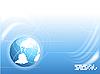 Векторный клипарт: Технология фон
