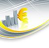Векторный клипарт: финансы фоне