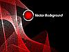Векторный клипарт: темный шаблон вектор