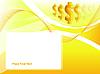 Vector clipart: dollar background