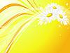 Векторный клипарт: абстрактный фон лето