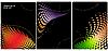 Vector clipart: backdrops set