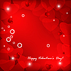 Vector clipart: valentine backdrop