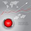 Векторный клипарт: современные фоне статистики