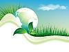 Environmental concept | Stock Vector Graphics