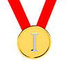 Sport medal | Stock Illustration