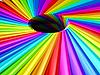 Photo 300 DPI: Color palette swirl