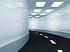 Photo 300 DPI: Road tunnel