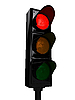 Traffic light | Stock Illustration