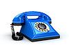 电话 | 光栅插图