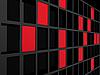 ID 3091937 | Red black checkered background | Stockowa ilustracja wysokiej rozdzielczości | KLIPARTO