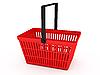 Shopping basket | Stock Illustration