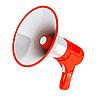 Photo 300 DPI: Red megaphone