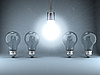 Light bulbs | Stock Illustration
