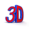 Photo 300 DPI: Word 3D