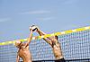 Photo 300 DPI: Beach volleyball