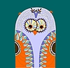 Cute owl | Stock Illustration