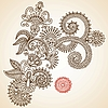 ID 3094810 | Flower Design Element | Stock Vector Graphics | CLIPARTO