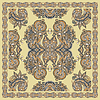 Traditionelle Ornamental Floral Paisley Bandana