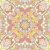 original paisley seamless pattern