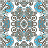 Traditional Ornamental Floral Paisley Bandanna | Stock Vector Graphics