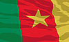 Vector clipart: flag of Cameroon
