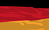 Vector clipart: flag of Germany