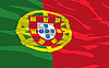 Vector clipart: flag of Portugal