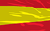 Vector clipart: flag of Spain