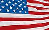 Векторный клипарт: флаг США
