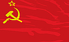 Vector clipart: flag of USSR