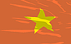 Vector clipart: flag of Vietnam