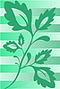 Vector clipart: green plant