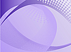 Векторный клипарт: Фиолетовый абстрактный фон