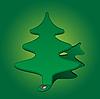 paper fir-tree