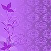 Kompozycja kwiatów bzu | Stock Vector Graphics