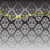Vector clipart: black gradient pattern