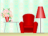 Vector clipart: homeliness