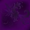 Vector clipart: purple square background