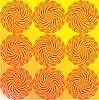 Vector clipart: Illusion