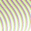 Vector clipart: colour lines.