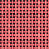 Vector clipart: Vector red wicker background