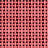 Векторный клипарт: красный плетеный фон