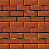 Background of red brick.