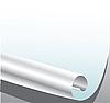 Vector clipart: Blue sheet of paper.