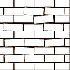 Vector clipart: Background of white brick.
