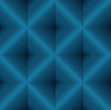 Vector clipart: Abstract background of dark blue squares