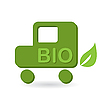 Vector clipart: bio car